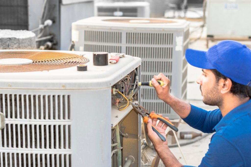 Ac Heating Repair Bristow VA