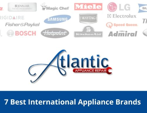 7 Best International Appliance Brands