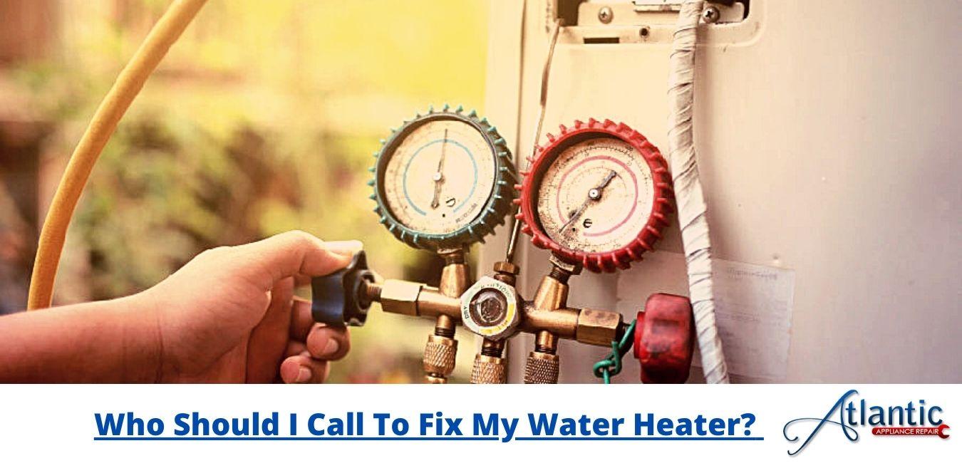 Water Heater Repair Woodbridge Va